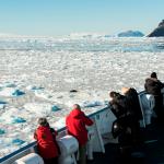 Viaje a la Antártida desde Ushuaia a Nueva Zelanda